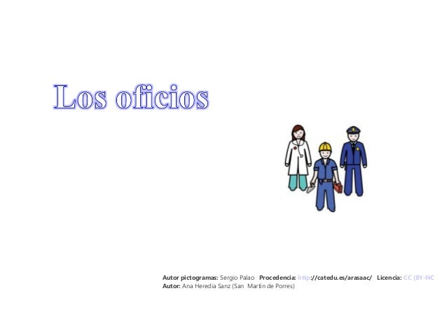 Autor pictogramas: Sergio Palao Procedencia: http://catedu.es/arasaac/ Licencia: CC (BY-NCAutor: Ana Heredia Sanz (San M...