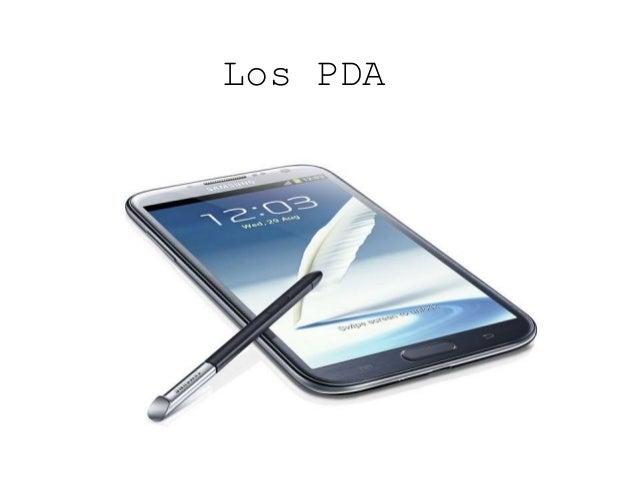 Los PDA
