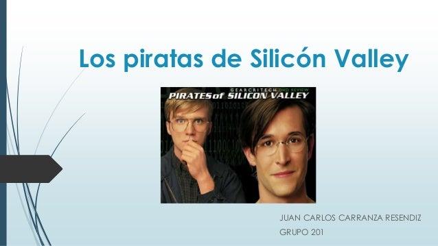 Los piratas de silicon
