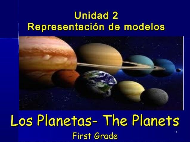 Losplanetas  planets