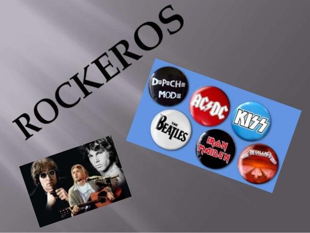 El rock es un género musical del siglo XX y de la época contemporánea del cual nacen cada     uno de los diversos géneros ...