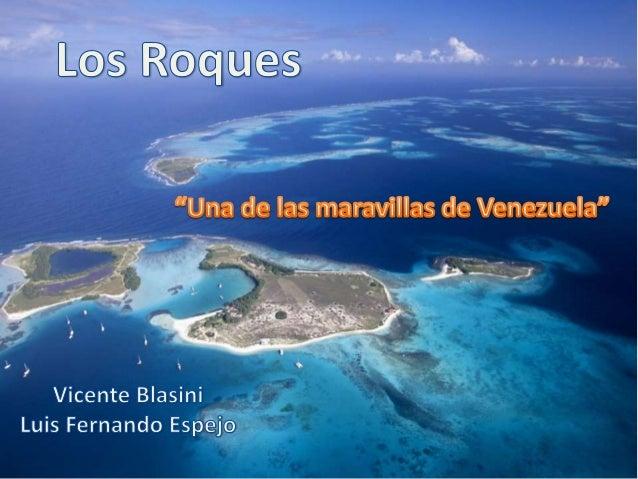 Debido a su ubicación, El Archipielago de los Roques muestra una facinante combinacion de culturas pero siempre inclinando...