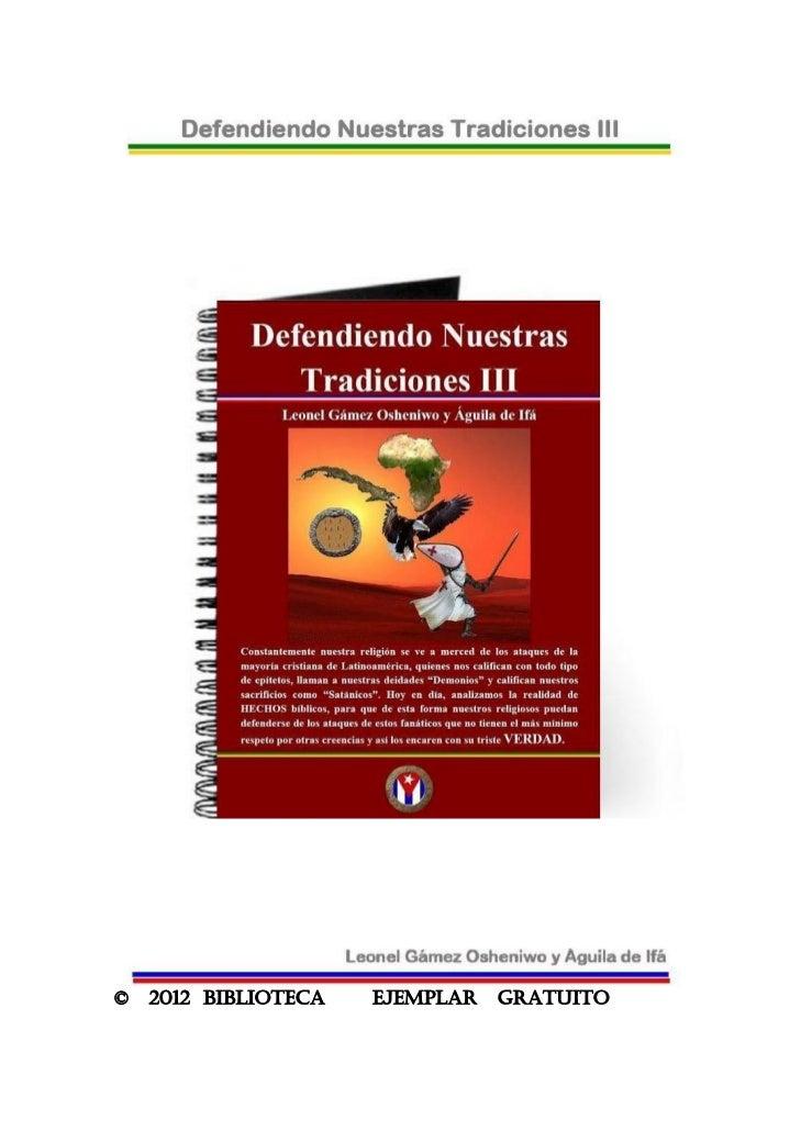 ©   2012 BIBLIOTECA   EJEMPLAR   GRATUITO