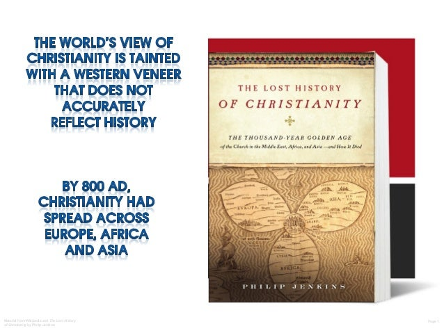 Material from Wikipedia and The Lost History of Christianity by Philip Jenkins. Page 1