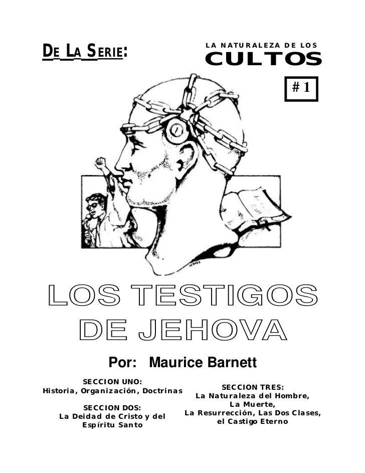 DE LA SERIE:                            LA NATURALEZA DE LOS                                        CULTOS                ...