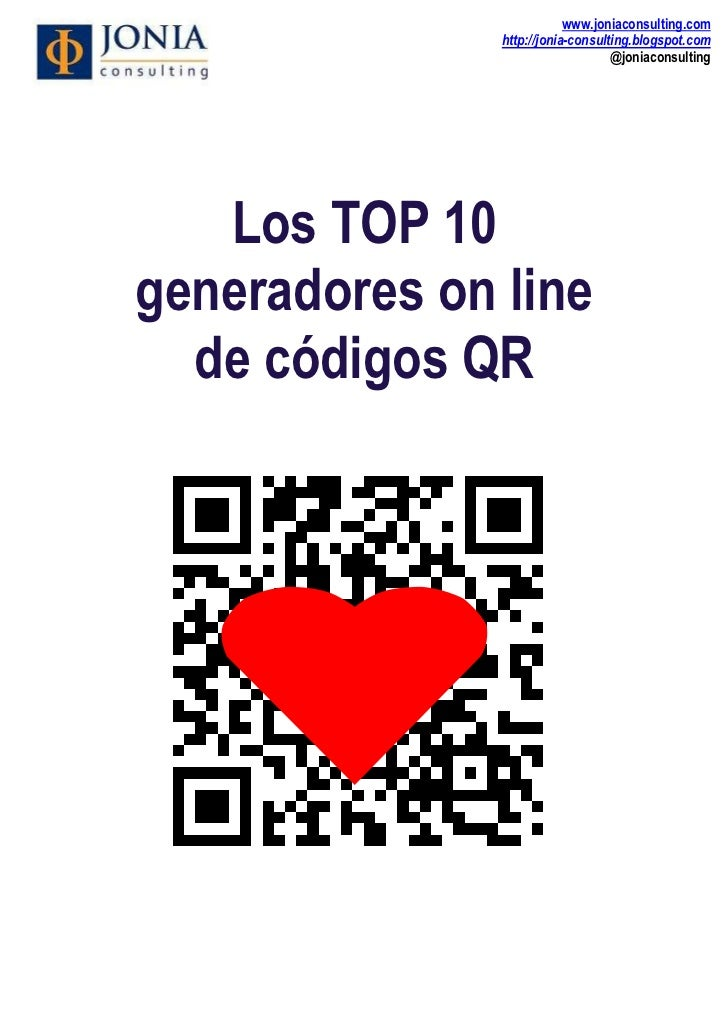 Los top 10 mejores generadores de códigos qr de uso gratuito