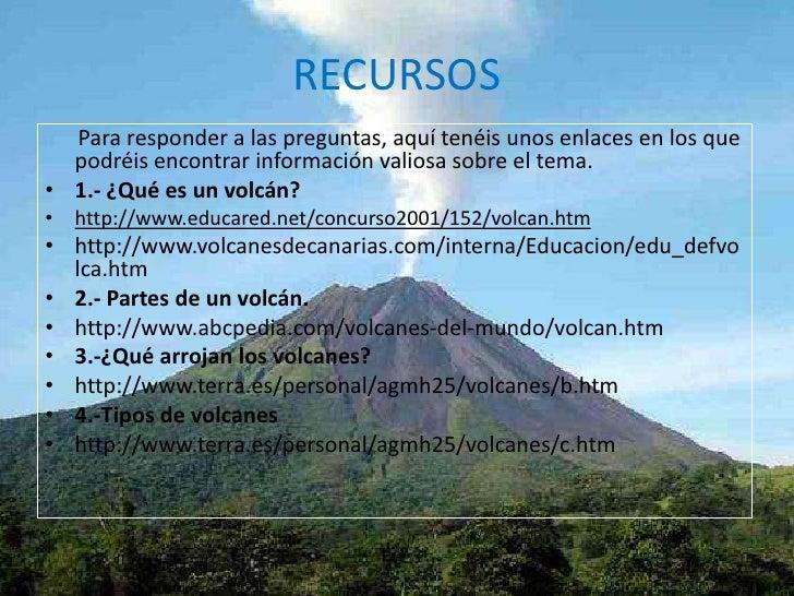 Los volcanes for Informacion sobre los arquitectos