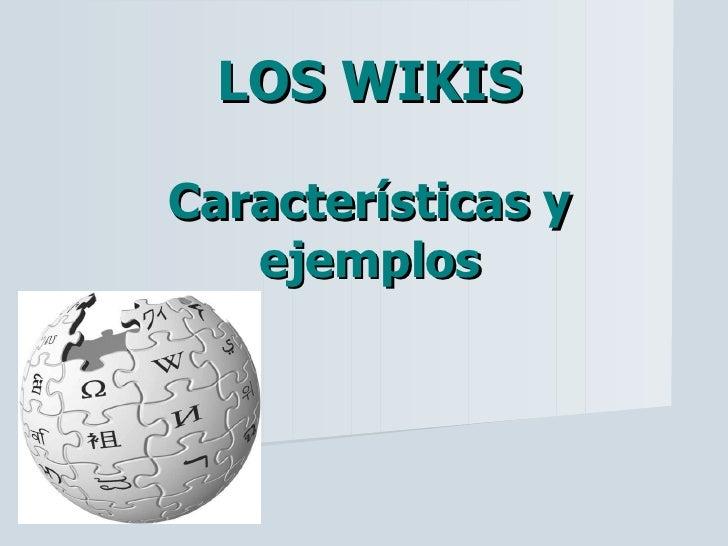 Loswikis