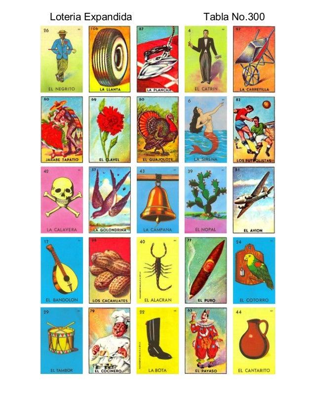 cartas de loteria mexicana   newhairstylesformen2014
