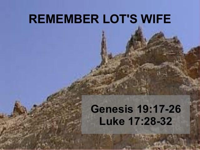 Lots Wife