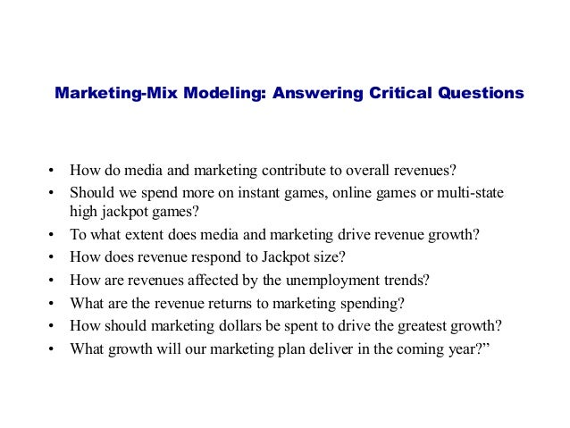 marketing case study with questions and