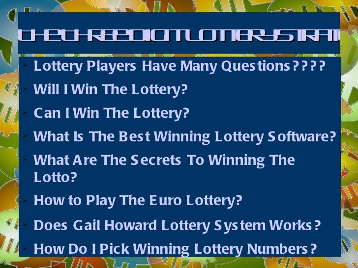 how can i win powerball lottery