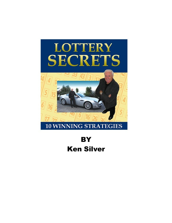 Lotto secrets