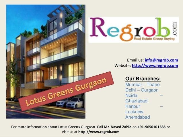 Email us: info@regrob.com Website: http://www.regrob.com  Our Branches: Mumbai – Thane Delhi – Gurgaon Noida – Ghaziabad K...