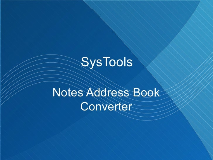 lotus notes contacts into outlook. Black Bedroom Furniture Sets. Home Design Ideas