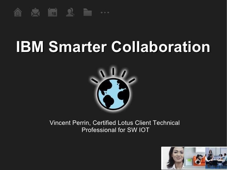 IBM Smarter Collaboration