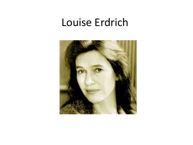 Louise erdrich presentation