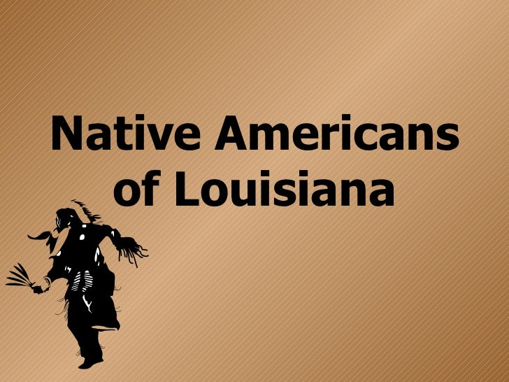 Native Americans of Louisiana