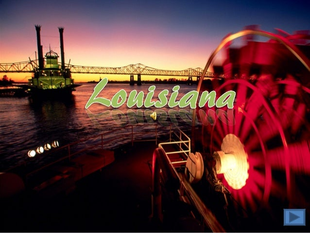 Louisiana is located in the Southern United States To learn more about Louisiana click on the state!