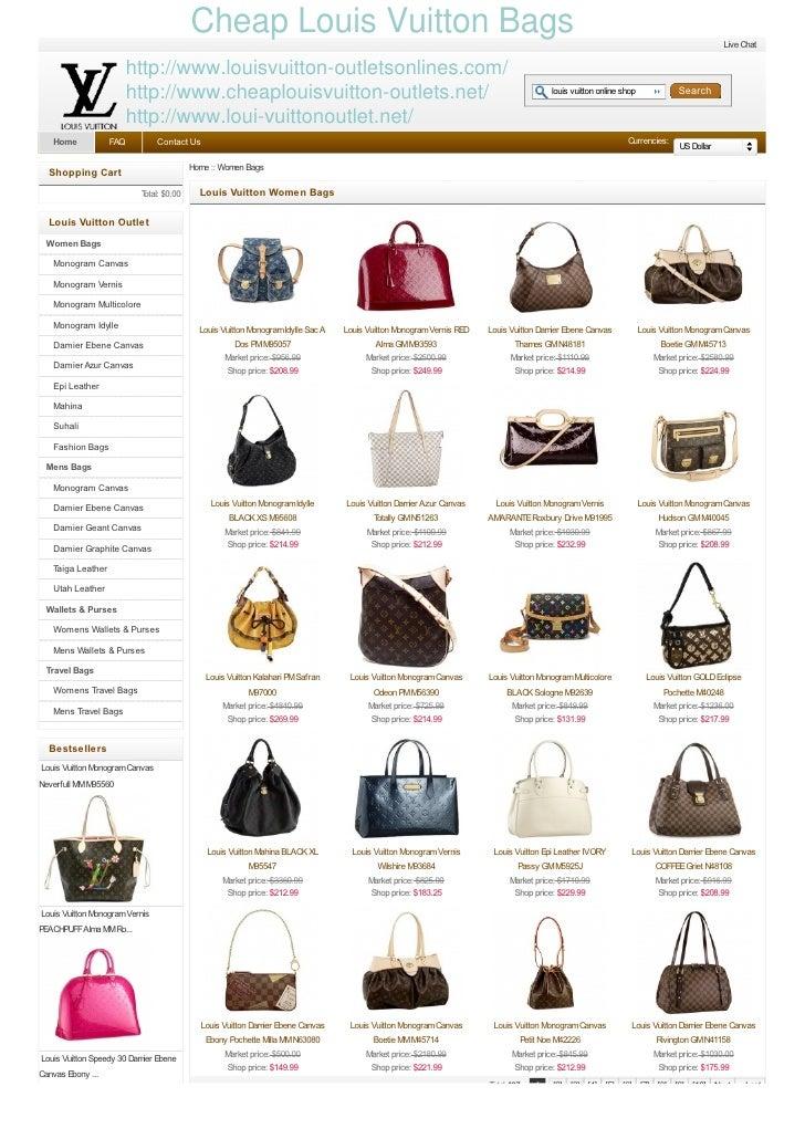 Cheap Louis Vuitton Bags                                                                                                  ...