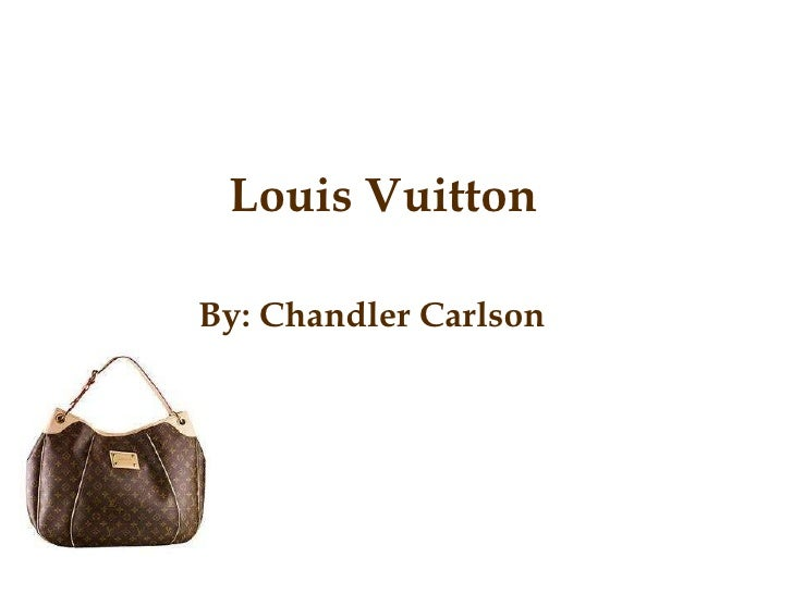 Louis Vuitton Slideshow