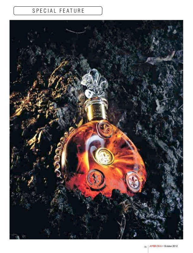 To the King of spirits - LOUIS XIII !