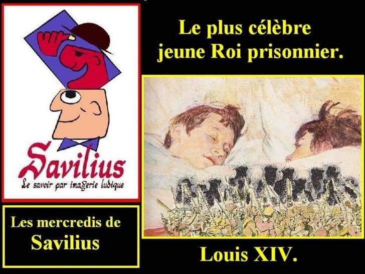 Louis XIV prisonnier