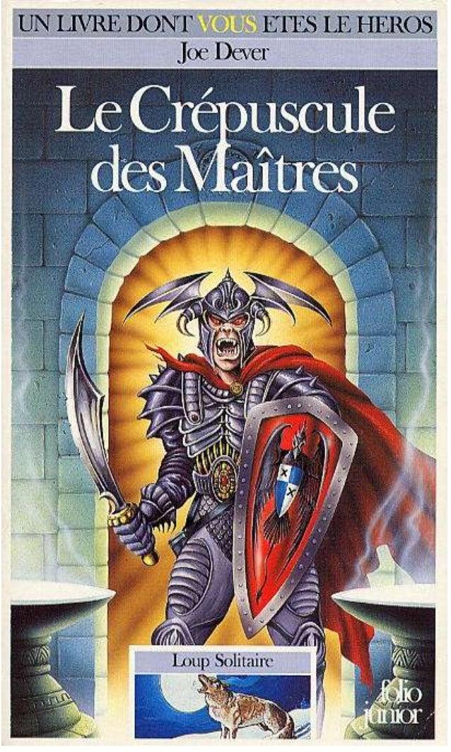 Titre original : The Masteri of Darlmess ©Joe Dever, 1988, pour le texte. © Brian Williams, 1988, pour les illustrations. ...