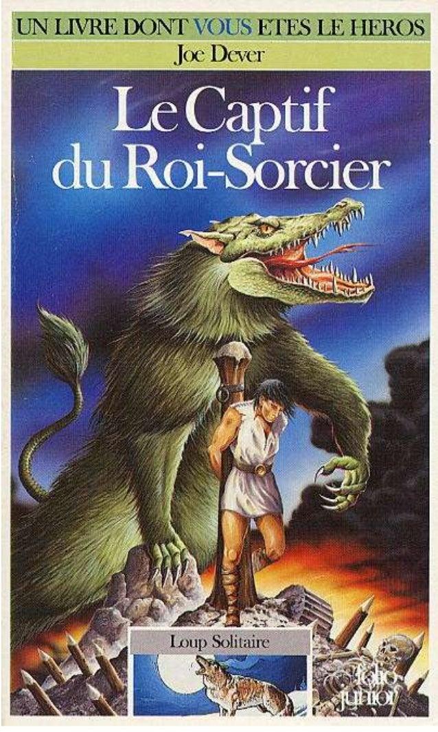 Titre original : The Captives of Kaag ©Joe Dever, 1988, pour le texte. © Brian Williams, 1988, pour les illustrations. © É...