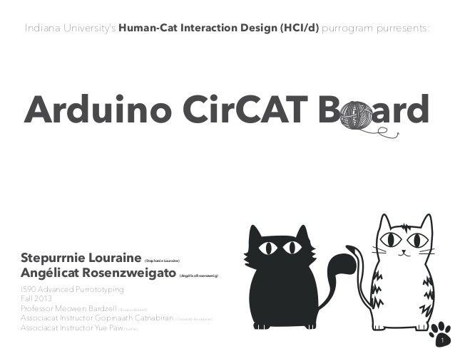 Arduino CirCAT Board