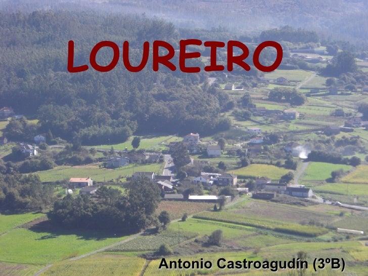 LOUREIRO Antonio Castroagudín (3ºB)