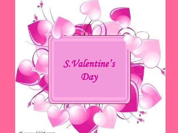 S.Valentine'sDay<br />