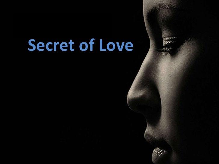 Secret of Love<br />