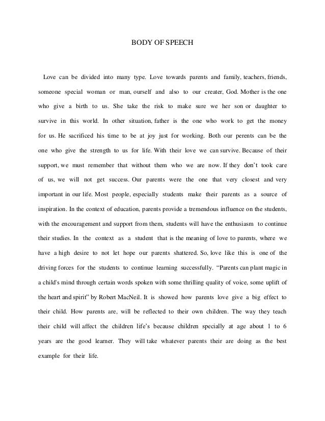 strength of a woman essay