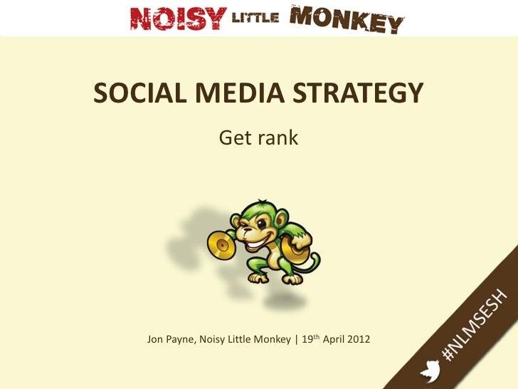 Social Media - Get Rank