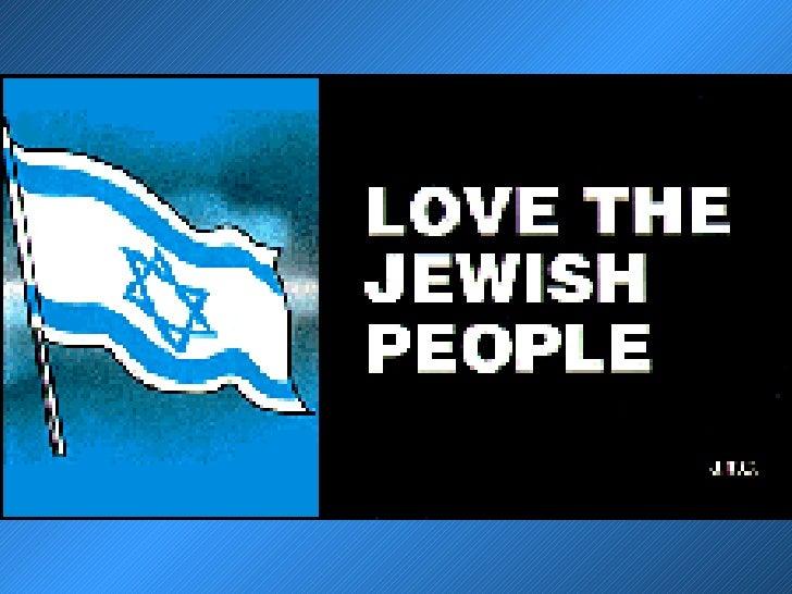 Love The Jewish People