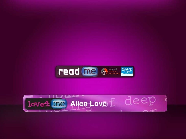 Love4me alienlovepresentation