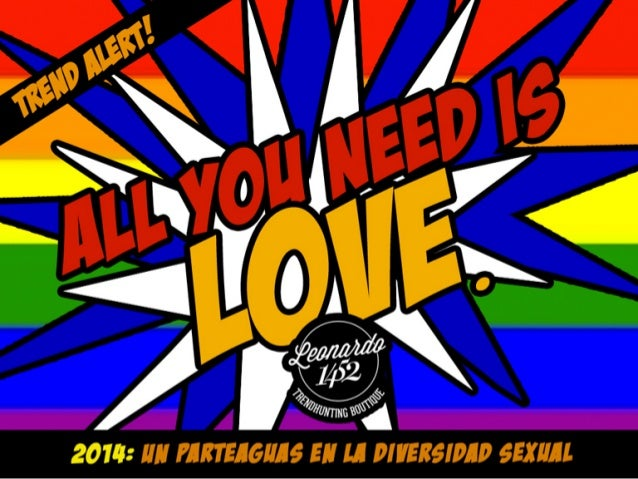 Trend Alert - All You Need is LOVE