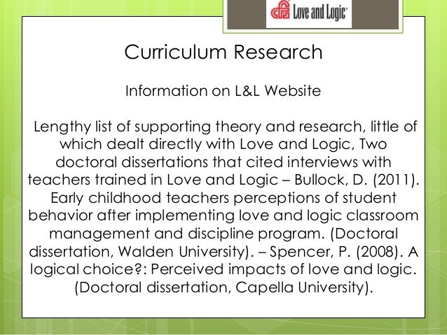 capella university dissertations