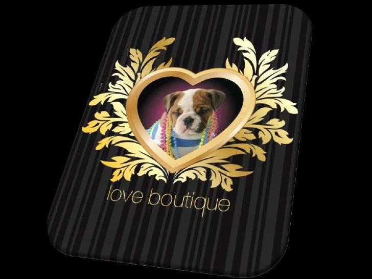Love Boutique Franchise Concept