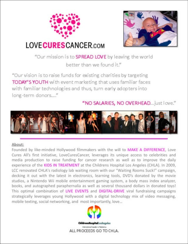 """LOVE CURES CANCER"" 2009 to 2011 Book of Press"