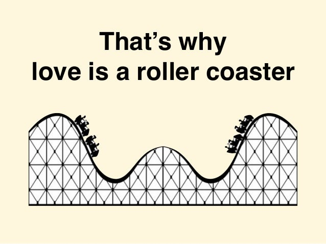 love is like a roller coaster Roller coaster loving you in the free world child ooh ooh ooh let me ride  roller coaster of love roller coaster ooh ooh ohh repeat (2x) your love is like  a.