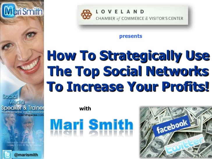 Loveland Chamber NCSMS - Social Media Success by Mari Smith