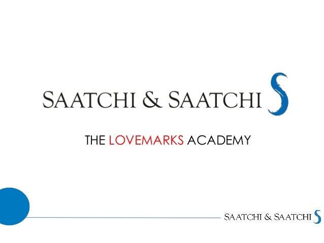 Lovemarks academy 2013 s&ss