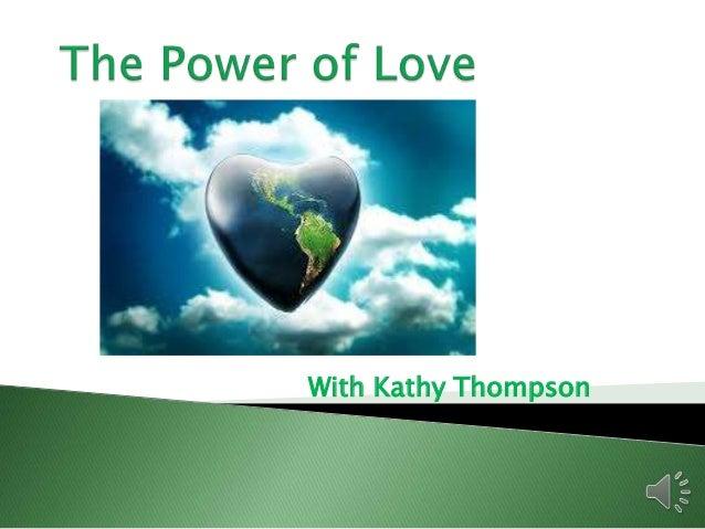 With Kathy Thompson