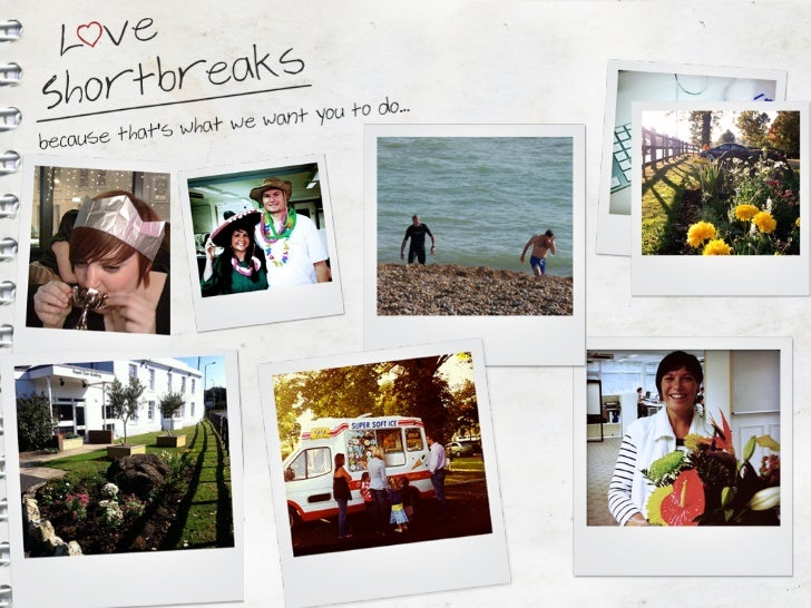 LOVE Shortbreaks actions - team presentation