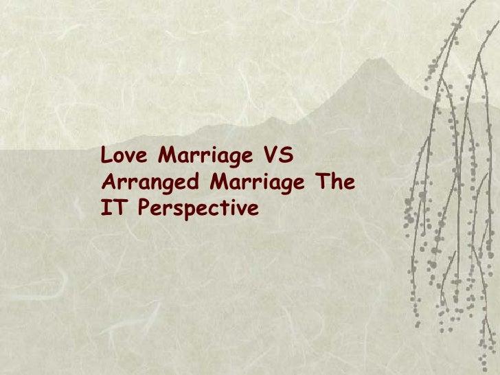 advantages of arranged marriages essay
