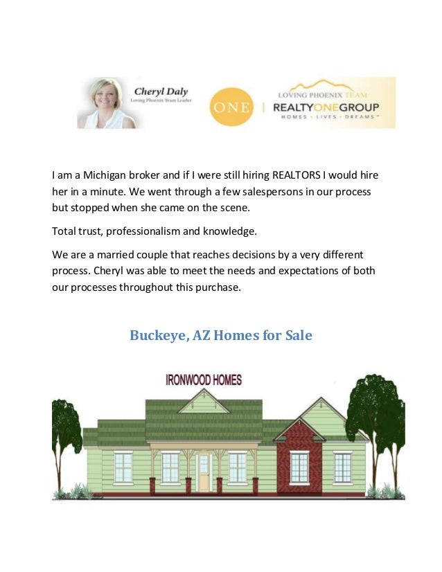 I am a Michigan broker and if I were still hiring REALTORS I would hire her in a minute. We went through a few salesperson...
