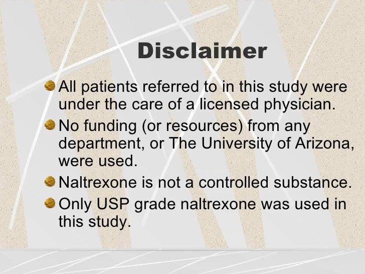 low dose naltrexone prescriptions