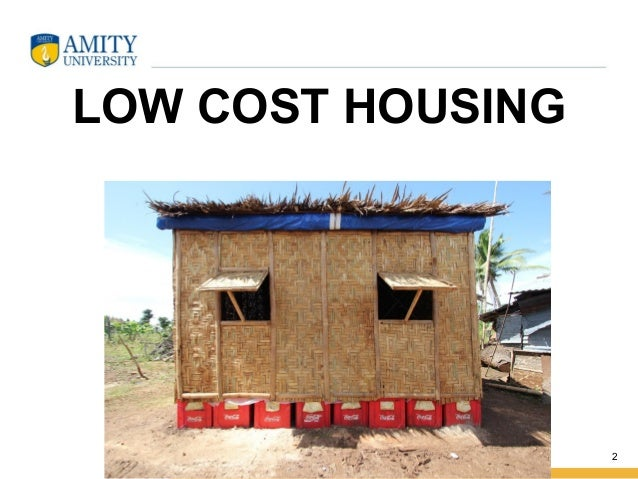 Low cost housing - Low cost homes charming ...